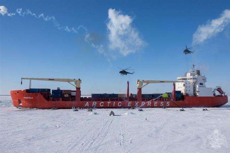 На инвестпроекты в Арктике ищут сотрудников: средняя зарплата – ₽85,4 тысячи