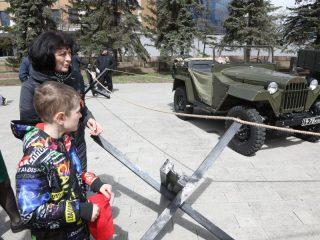 Сегодня Красноярск празднует 76-ю годовщину Победы в Великой Отечественной войне.