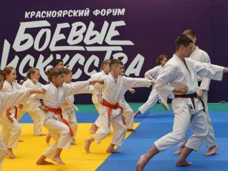 В Красноярске начался форум «Боевые искусства для всех и каждого»