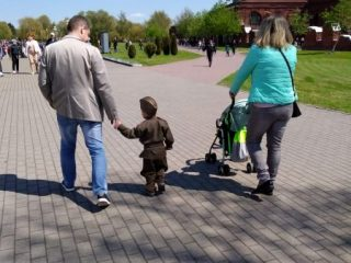 День Победы в Беларуссии отмечают также масштабно, как и в России