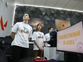 Команда киберспортсменов занимает призовые места на соревнованиях краевого уровня и занимается разработками в сфере IT