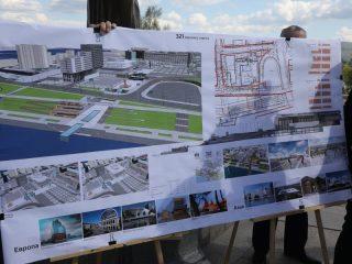 Масштабное обновление ждет и Театральную площадь. Сейчас специалисты разрабатывают мастер-план комплексного развития этого пространства