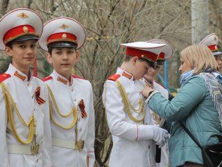 Вокальный ансамбль «Кадет»