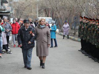Ветеран Великой Отечественной войны Владимир Сидорович Федькин