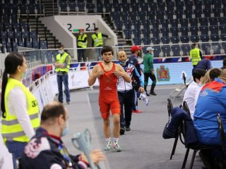 В первый день прошли предварительные схватки в четырёх женских (50, 55, 59, 65 кг) и трёх мужских категориях (57, 61, 70 кг)