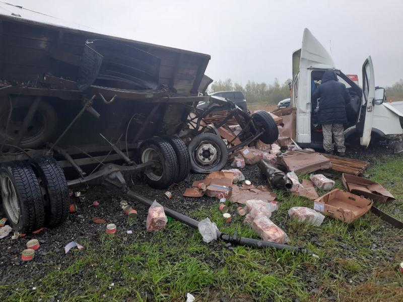 Арестован виновник ДТП с пятью погибшими в Красноярском крае