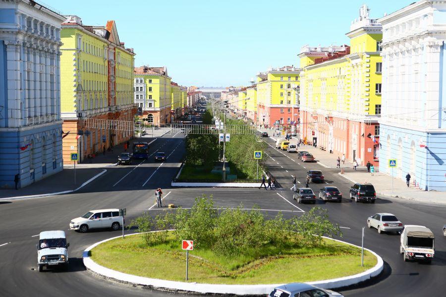 В Красноярском крае Норильск поборется за звание столицы Российской Арктики