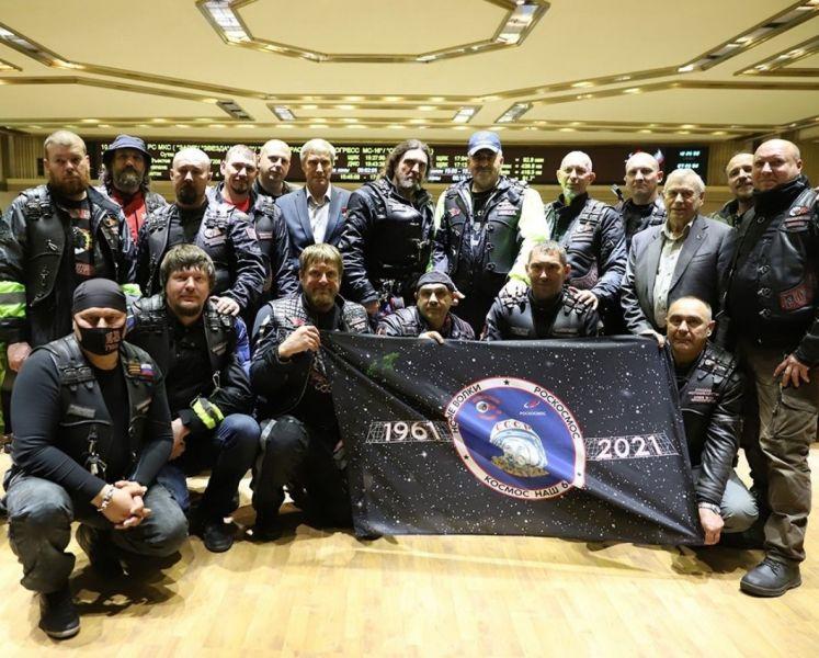 Красноярск встретит участников всероссийского «космического» автопробега