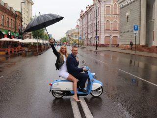 В добрый путь, Красноярский Арбат!