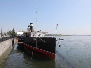Пароход-музей Святитель Николай готов снова, как и более ста лет назад, отправиться в плавание