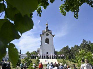 Культурно-исторический центр Успенский очень красив