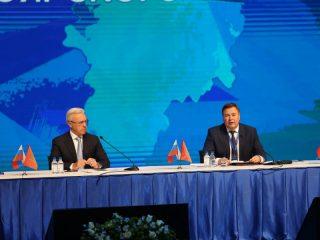 Спикер краевого Заксобрания Дмитрий Свиридов призвал всех депутатов усилить парламентский контроль