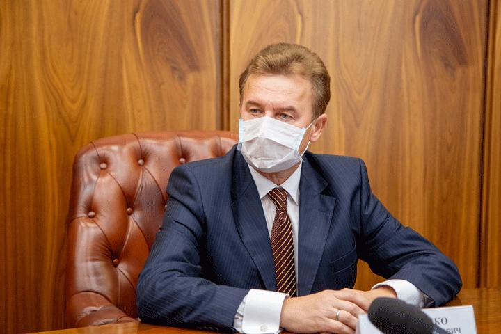Бывший вице-мэр Красноярска занял пост замглавы Ачинска