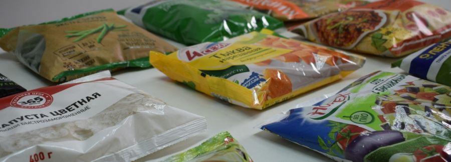Красноярские эксперты забраковали больше половины овощных заморозок