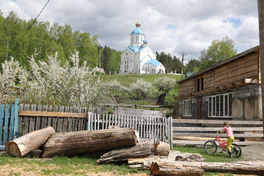 Там, где цветут сады | Наш Красноярский край