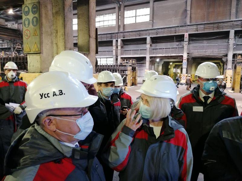 >Вице-премьер Виктория Абрамченко проконтролирует в Красноярске реализацию экологических проектов