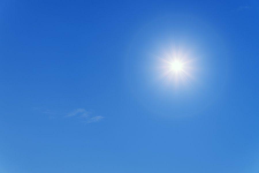 Сегодня и завтра в Красноярске будет до +34 градусов жары