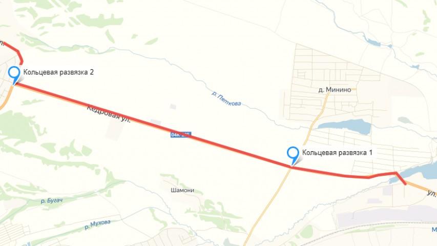 При реконструкции дороги Красноярск – Элита применят золошлаковые материалы СГК