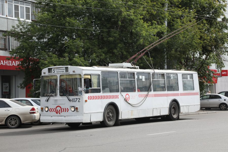Услуги пассажирского транспорта в Красноярском крае подорожали на 7 процентов