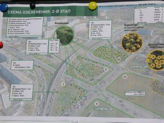 Внести свой вклад в итоговое оформление знакового для Красноярска места смогут все желающие