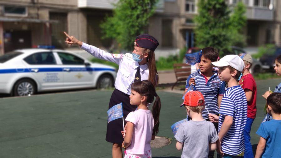 Дети Красноярского края получили возможность изобрести новый дорожный знак