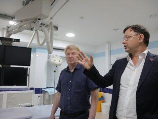Инициатор его создания – ректор Красноярского государственного медицинского университета, кардиохирург с мировым именем Алексей Протопопов