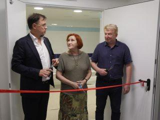 Компьютерный томограф прошел лицензирование, и в июле состоялось его открытие