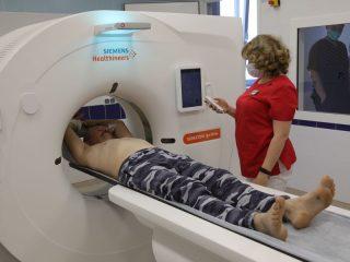 Появление компьютерного томографа в Шарыпово решает целый ряд проблем пациентов с заболеваниями сосудов нижних конечностей и поражением периферических сосудов
