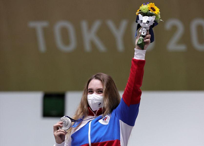 Первая медаль и уплывший кофе