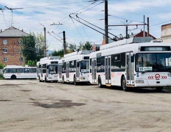 Мишустин: выделим 2 млрд рублей Красноярскому краю на 50 троллейбусов и 25 трамваев