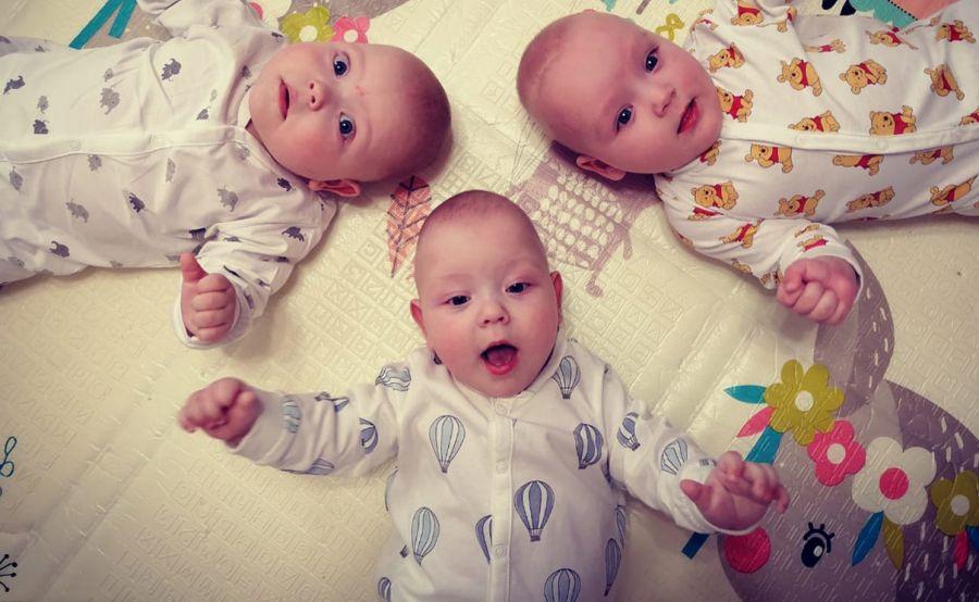 Красноярским семьям с двойняшками и тройняшками выплатили более 18,5 миллиона