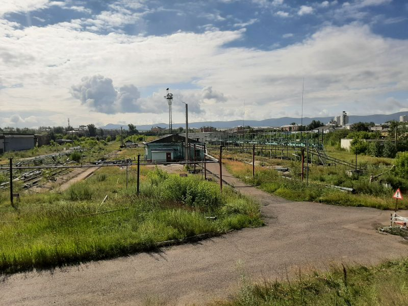 Землю под бывшей Красноярской нефтебазой подготовят к рекультивации