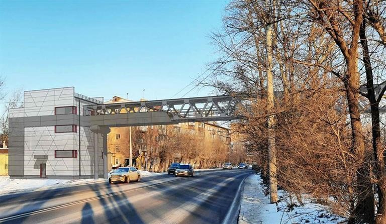 Мэр Красноярска поручил раньше построить виадук через ж/д пути на Семафорной