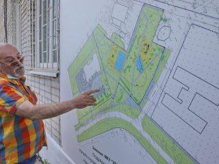 В обновленном сквере появится спортивная зона для молодежи – памп-трек на искусственном рельефе, детские площадки для разного возраста, зоны тихого отдыха