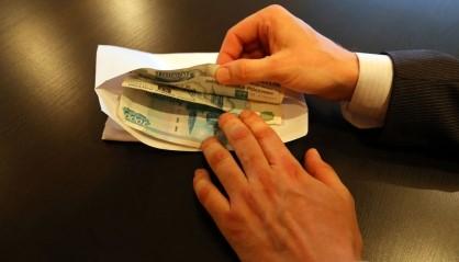 Средний размер взятки в Красноярском крае увеличился до 1,1 млн рублей