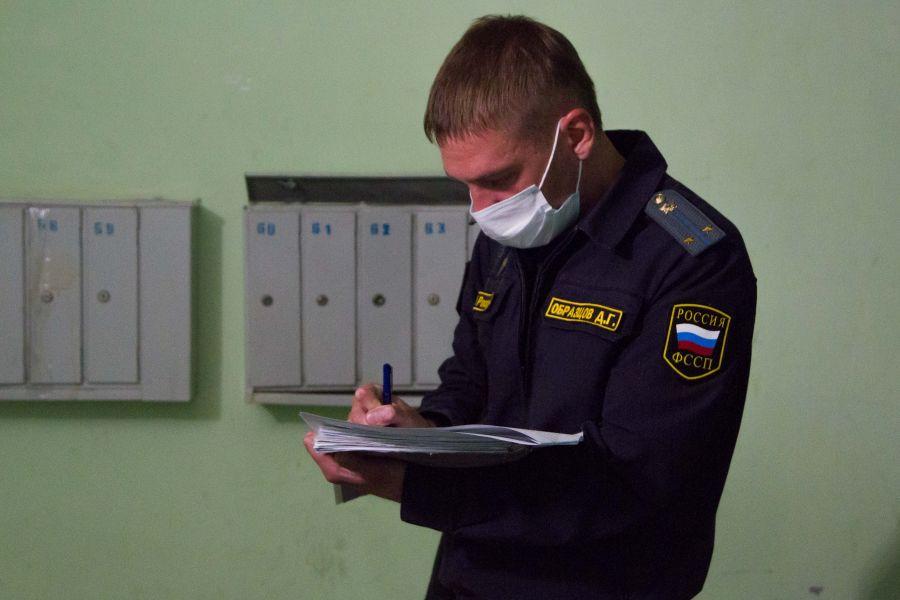 Фото пресс-службы ГУ ФССП по Красноярскому краю
