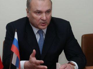 Встреча с делегацией Белоруссии, 2007 год
