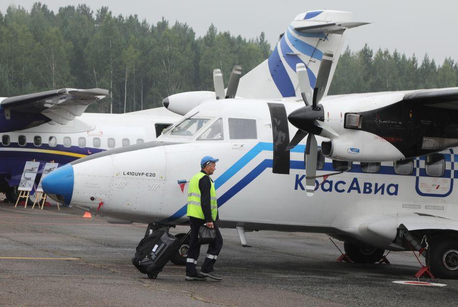 Авиабилеты Красноярск – Байкит могут стать дешевле за счет новых судов