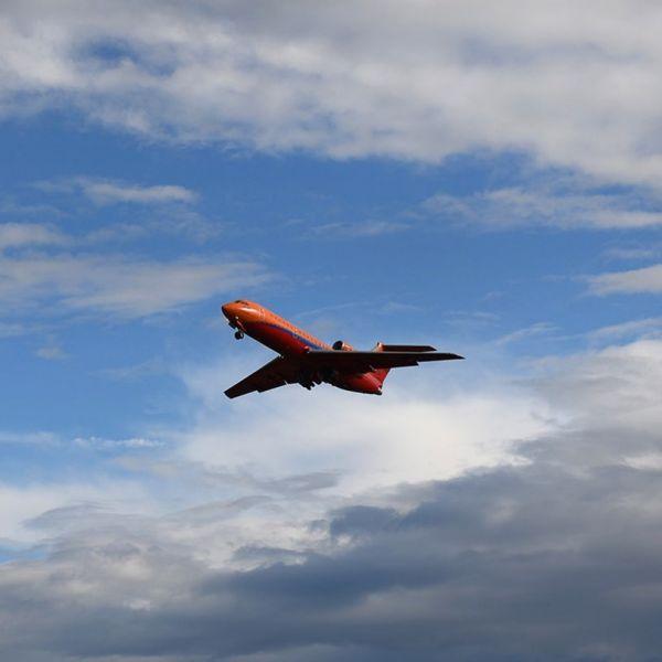 Из-за якутских пожаров в Красноярском крае отменены авиарейсы в Байкит, Светлогорск и Ванавару