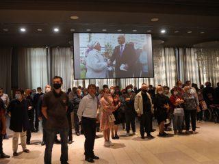 Почтить память Петра Пимашкова пришли тысячи красноярцев