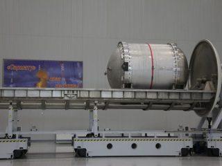 Глава военного ведомства России проверил подготовку к летным испытаниям новой межконтинентальной баллистической ракеты «Сармат»
