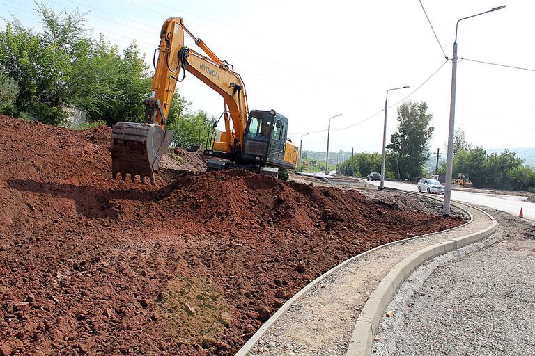 На правобережье Красноярска временно изменятся схемы движения автобусных маршрутов