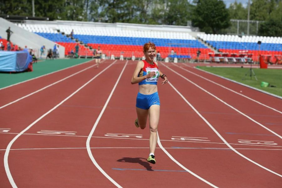 Спортсменка из Железногорска Вероника Зотова на днях отправится в Токио на Паралимпиаду