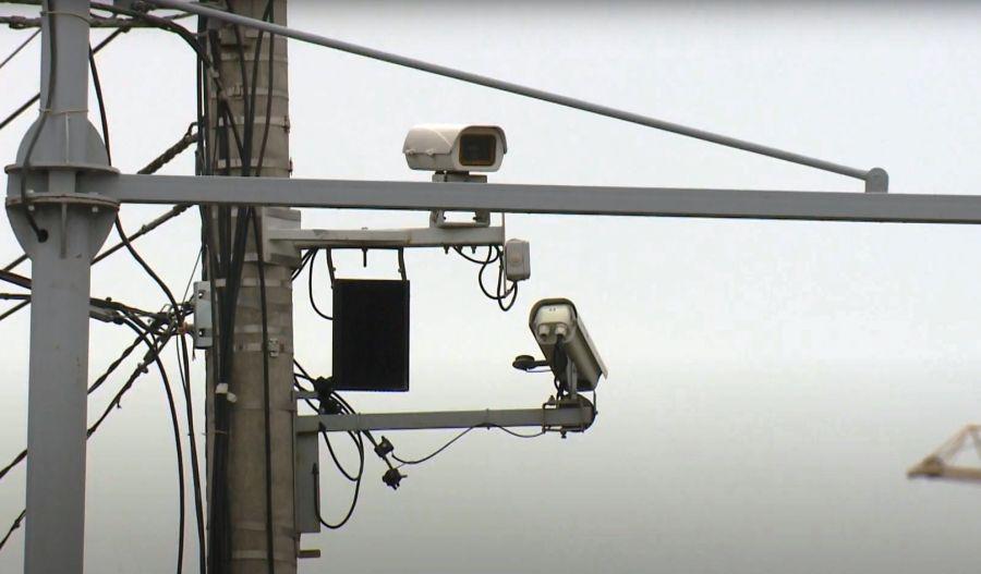 14 новых дорожных камер в Красноярске будут фиксировать шесть видов нарушений ПДД