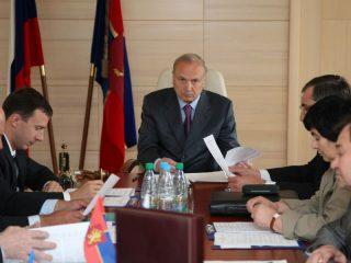 Совет муниципальных образований, 2008 год