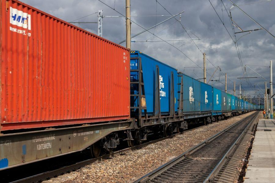 Фото Красноярской железной дороги