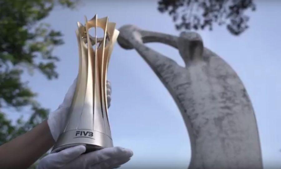 Кубок чемпионата мира по волейболу FIVB – 2022 побывает в Красноярске