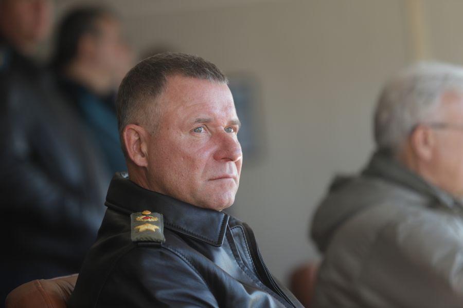 Александр Усс высказал соболезнования в связи с гибелью главы МЧС России