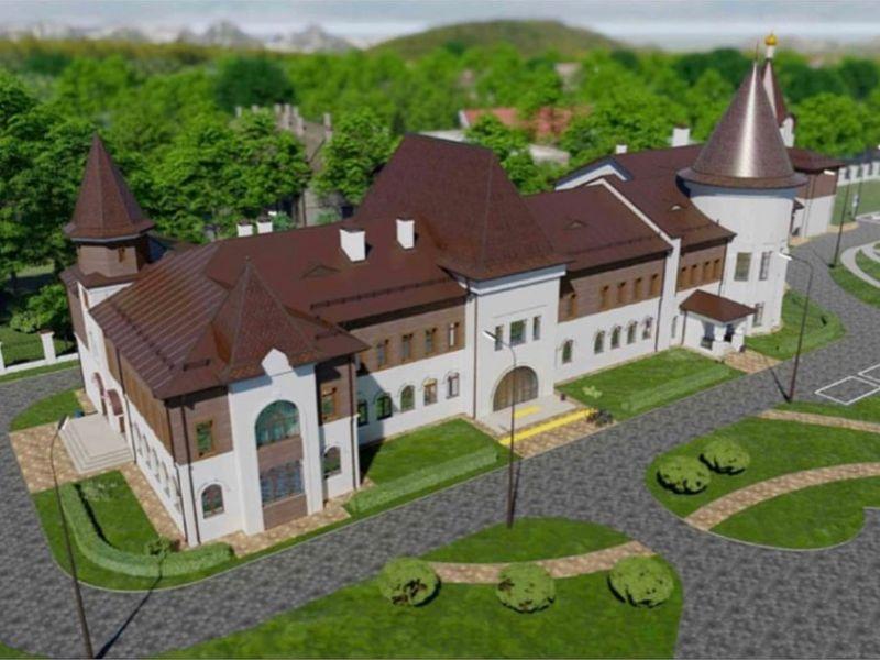 Началось строительство культурно-просветительского центра в Казачинском