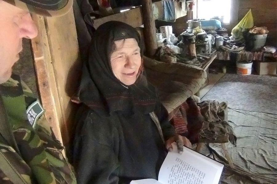 Агафья Лыкова, 2014 год